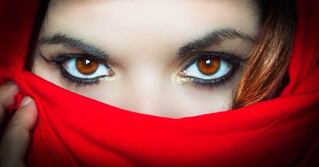 tajemná žena