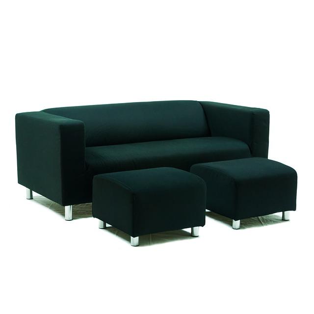 sofa a podnožky
